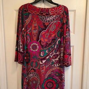 Chico's dress multicolor